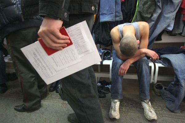 21-летний ульяновец уклонялся отармии полиповым справкам