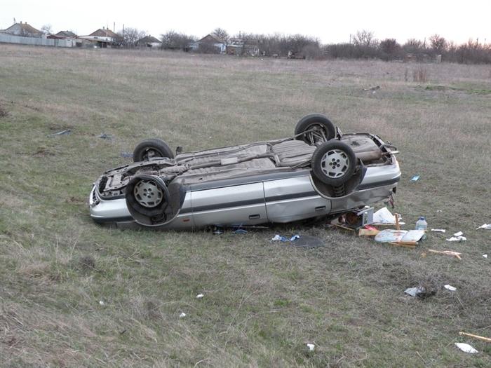 Ульяновский шофёр сел за«пьяное» ДТП