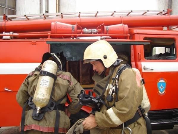 ВБарыше загорелась клиника, людей эвакуировали