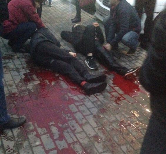 Участников поножовщины у«Аквамолла» приговорили кусловному сроку