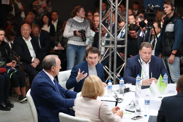 Саратовская область возглавила рейтинг регионов скомфортной городской средой