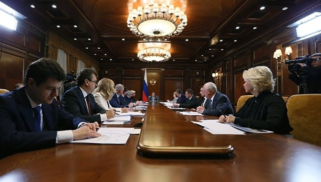Медведев объявил о уменьшении материнской смертности в Российской Федерации вдвое
