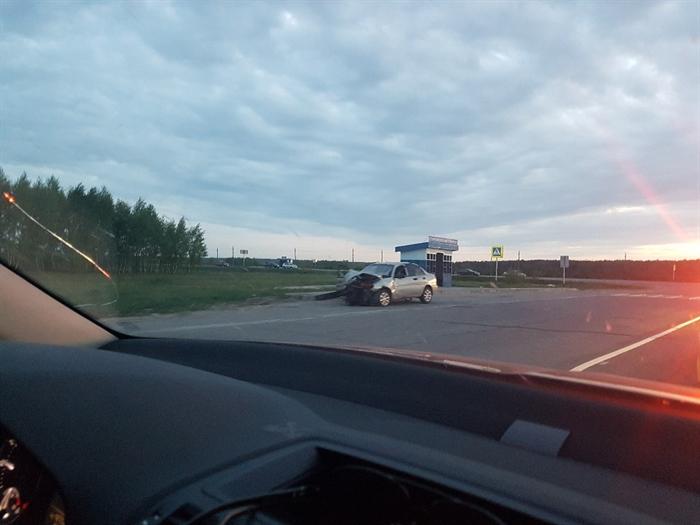 ВУльяновской области один человек умер врезультате происшествия надороге
