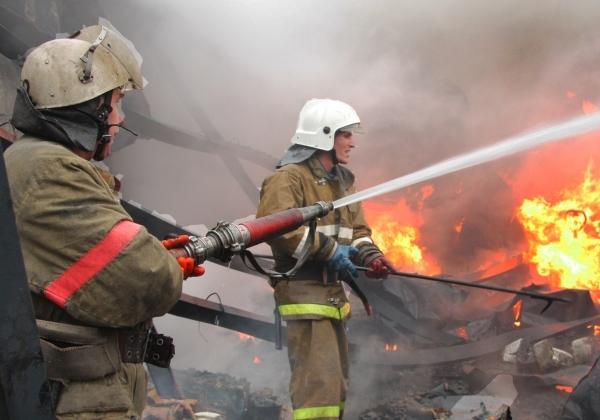 ВУльяновске семья с 2-мя детьми погибла впожаре в личном доме
