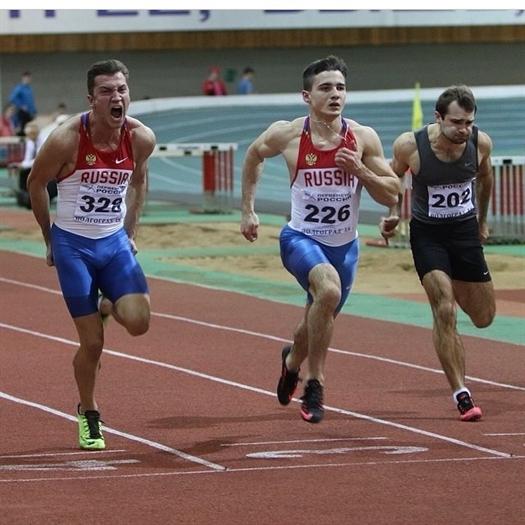 Крымские легкоатлеты победили вкомандном чемпионате РФ