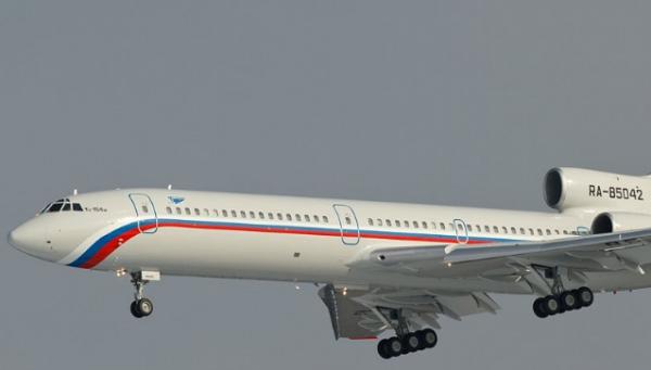 ВМинобороныРФ назвали очевидную причину крушения Ту-154