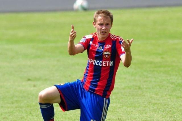 Футболист ЦСКА Дзагоев тренировался вобщей группе насборе команды вАвстрии