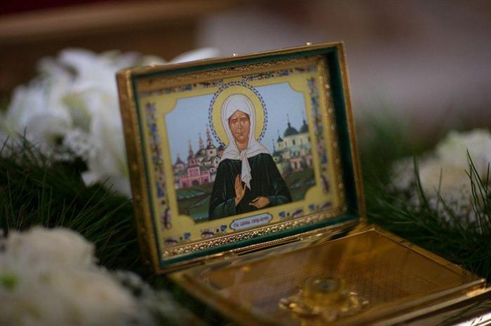 ВУльяновск прибудут мощи святой Матроны