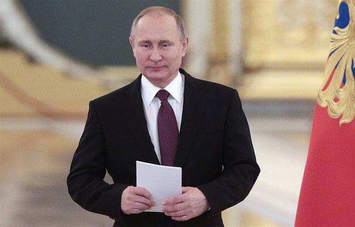 Следующий президент россии опрос