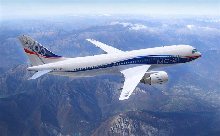 «Аэрофлот» получит 50 самолётов МС-21 до 2026