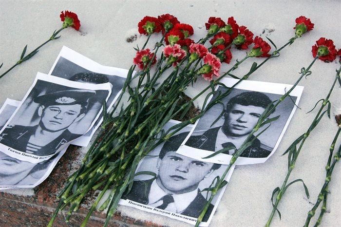 ВБудённовске почтили память русских воинов-интернационалистов