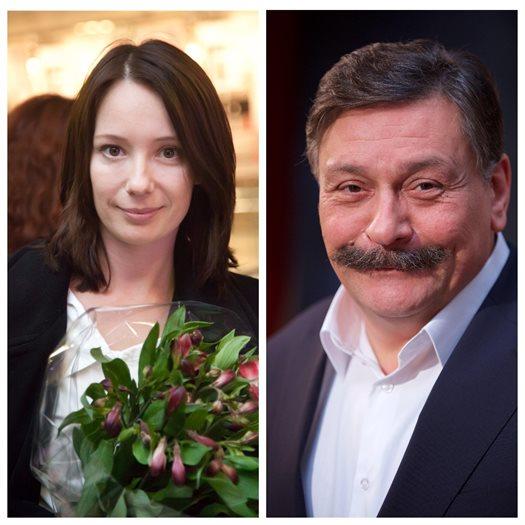 Чулпан Хаматова иДмитрий Назаров приедут накинофестиваль вУльяновск