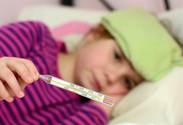 В Ульяновске гриппом заболели два ребёнка и один взрослый