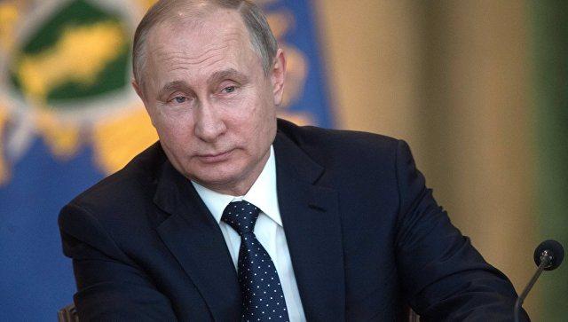 Путин назвал фестиваль искусств вСочи существенным событием вжизни страны