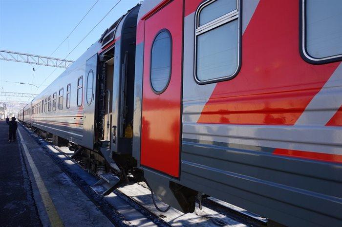 КЖД назначает дополнительные поезда намайские праздники