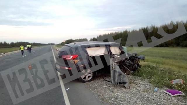 ВУльяновской области случилось ДТП с 2-мя погибшими