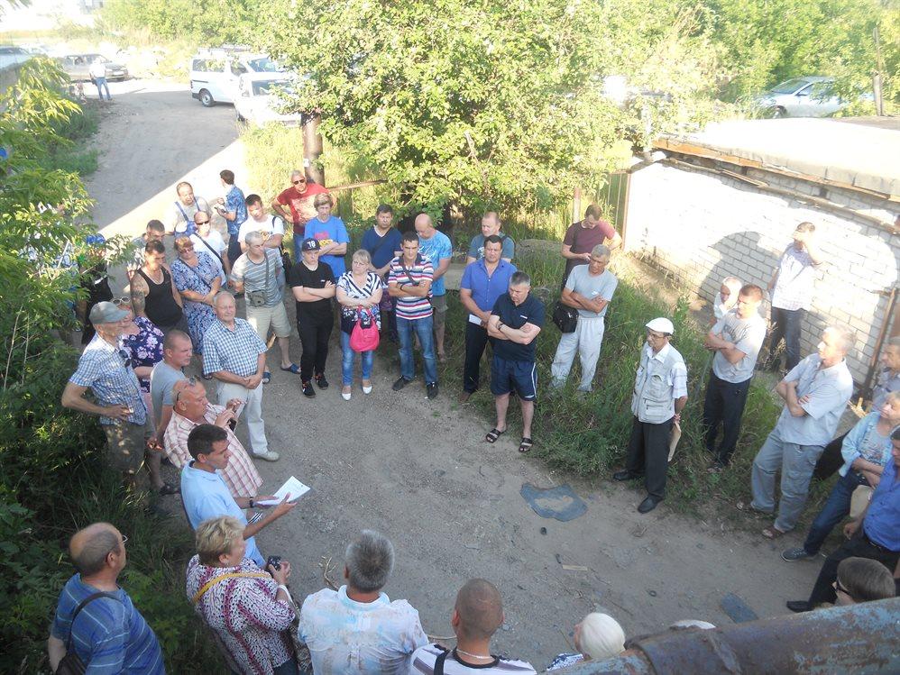 В Ульяновской области под «гаражную амнистию» попали еще 82 участника ГСК