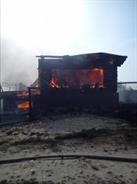 Пожарные отстояли у огня жилой дом