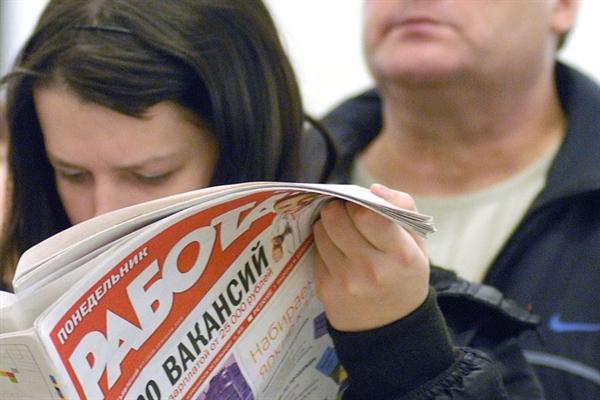Число зарегистрированных нигде неработающих занеделю выросло на1% — Минтруд