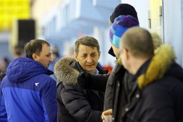 «Байкал-Энергия» выбрала всоперники «Уральский трубник»