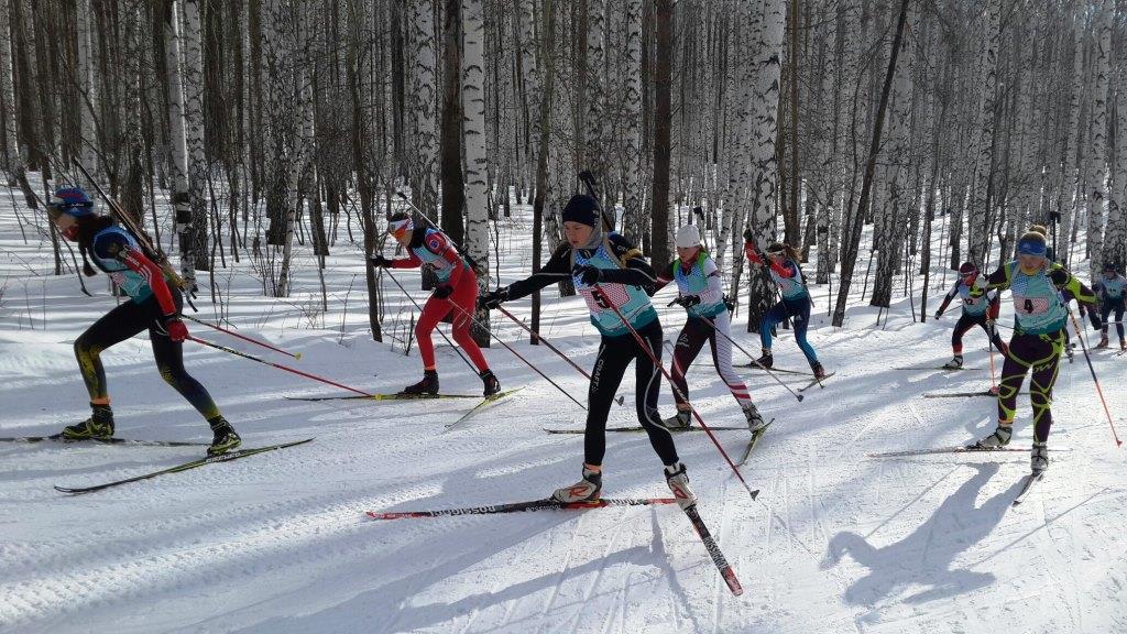Ульяновская биатлонистка пробилась наевропейский олимпийский фестиваль