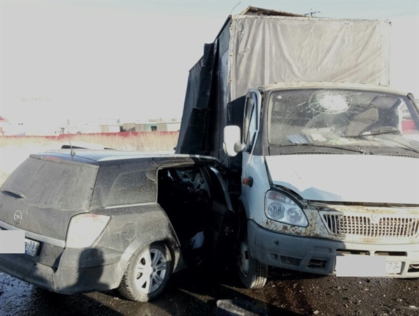 Врезультате происшествия надороге наМ-5 под Ульяновском пострадали пятеро