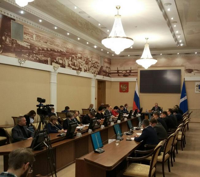 Морозов назначил Александра Смекалина Председателем руководства Ульяновской области