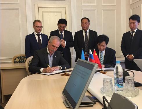 Китайцы построят медицинский кластер вУльяновской области