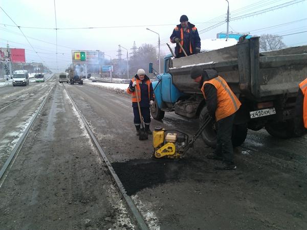 ВУльяновске установят видеонаблюдение заремонтом дорог