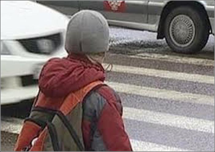 ДТП вУльяновске. Два восьмилетних ребенка попали под колеса авто
