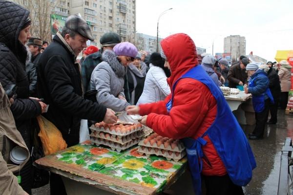 ВУльяновске из-за ярмарки 1апреля перекроют центр города
