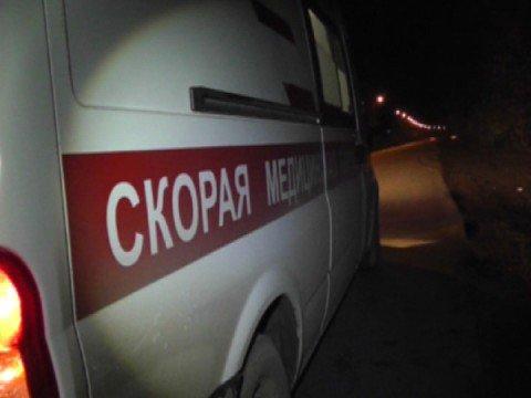 Наулице Рябикова насмерть сбили мужчину, перебегавшего дорогу