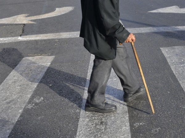 ВУльяновске «Газель» сбила пожилого пешехода