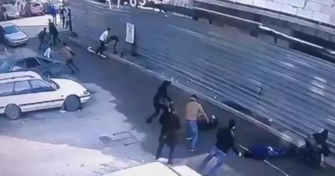 ВУльяновске студенты избили педагогов