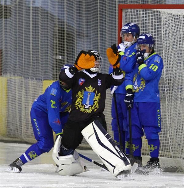 «Байкал-Энергия» обыграла ульяновскую «Волгу» вгостях