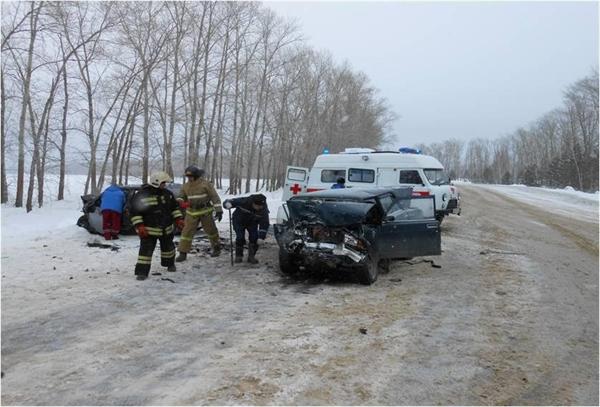 Трое погибли идвое пострадали в ужасной трагедии под Ульяновском
