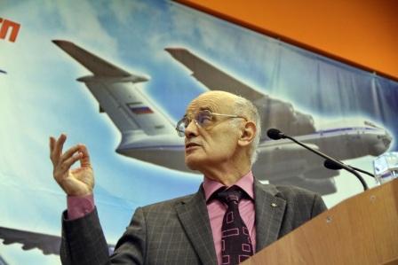 Главный конструктор ПАО «Ил» Николай Таликов: – Любой самолёт требует поддержки со стороны промышленности