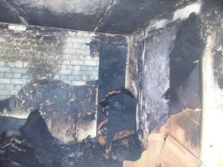 НаВерхней террасе из-за пожара вквартире эвакуировали 16 человек