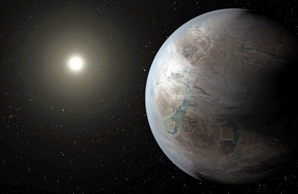 Астрономы обнаружили планету соблаками ирастениями