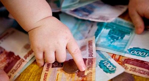 ВТемрюкском районе сдолжника взыскали неменее 360 тыс. руб. алиментов
