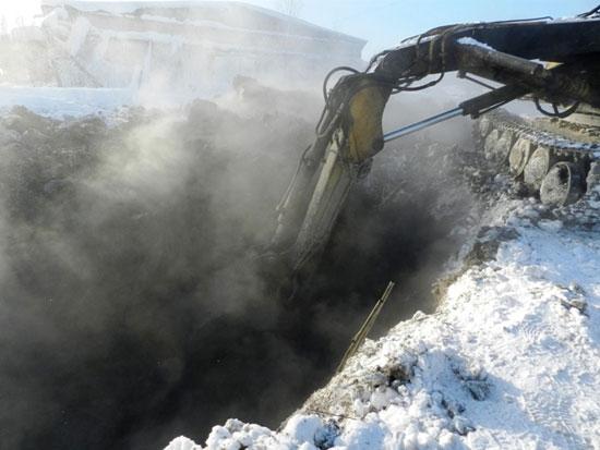 Вдомах поЛокомотивной вУльяновске нет холодной воды из-за трагедии