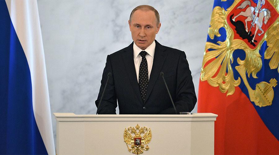 Никто неможет запретить кому-то открыто высказывать свою позицию— Путин