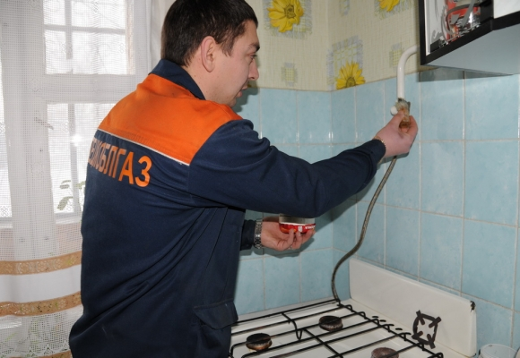 Администрация Николаевского района подделала результаты проверок газового оборудования