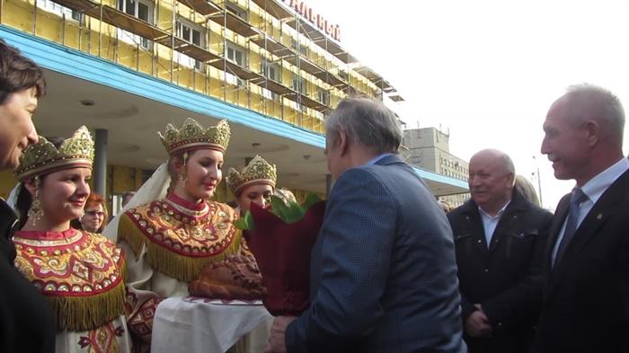 Симфонический ансамбль Мариинского театра выступил вНижегородской филармонии