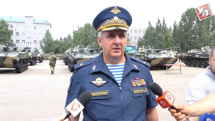 В Российской Федерации решено сформировать три танковых батальона ВДВ в 201 ...