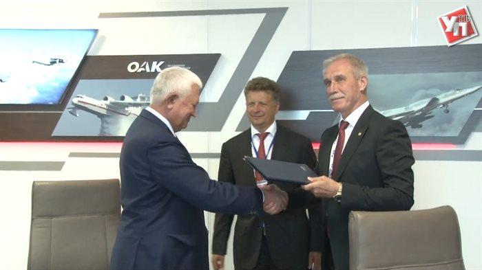 Губернатор поведал оперспективах авиастроения вУльяновске