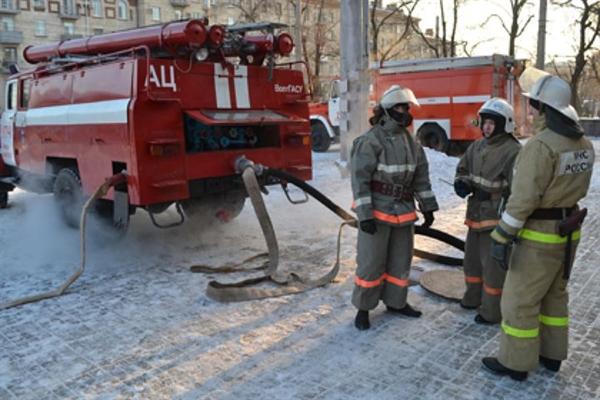 ВЗаволжье вмногоэтажке произошёл пожар