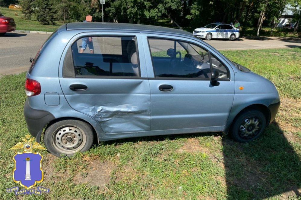 Пострадала женщина за рулём «Матиза». Подробности аварии в Заволжье