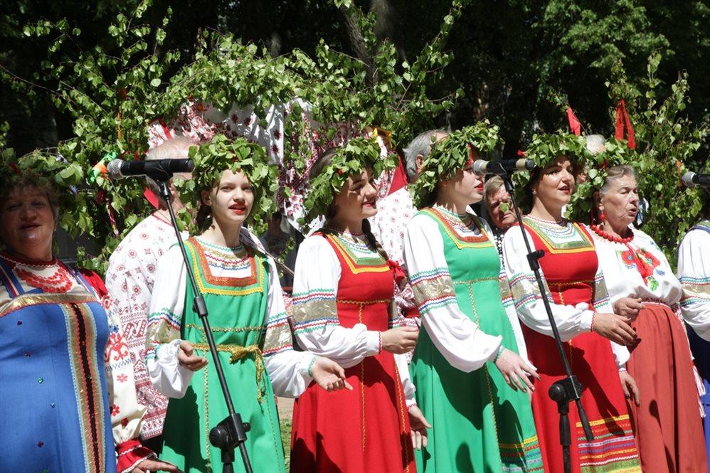 ульяновск празднование троицы фото фото
