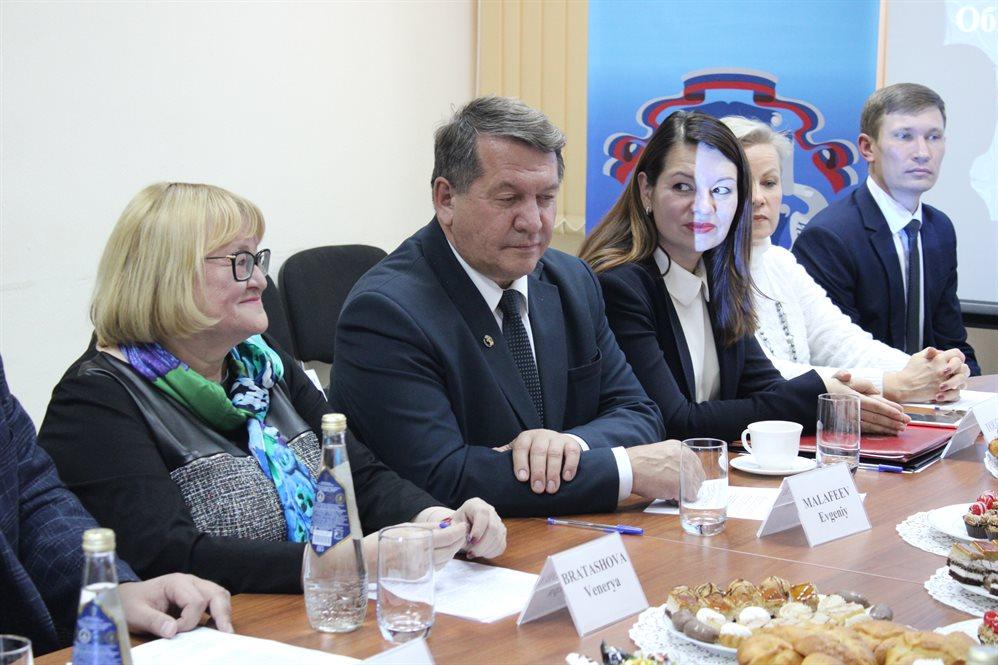 В Нотариальной палате региона обсудили поддержку иностранных инвесторов на законодательном уровне